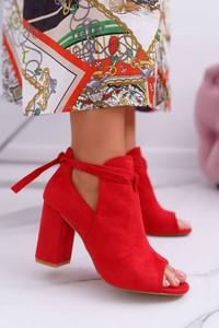 65ad741f8464e buty damskie z odkrytymi palcami - stylowo i modnie z Allani