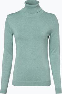 Niebieski sweter brookshire w stylu casual