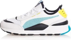 Buty sportowe Puma sznurowane w młodzieżowym stylu