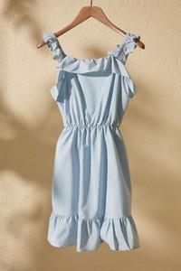 Sukienka Trendyol rozkloszowana