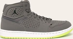 Brązowe buty sportowe Jordan
