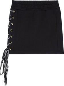 Czarna spódnica Versace Jeans mini