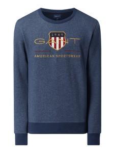 Niebieska bluza Gant z bawełny