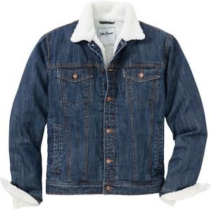 a16bf47f8e978 Niebieska kurtka bonprix John Baner JEANSWEAR w młodzieżowym stylu