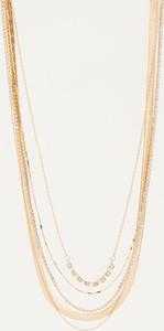 Reserved - Naszyjnik - Złoty