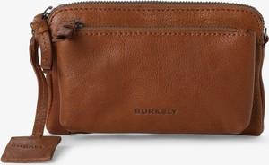 Brązowa torebka Burkely