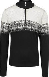 Czarny sweter Dale of Norway z wełny