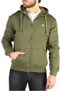 Zielona bluza Sergio Tacchini