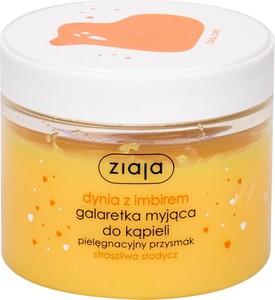 Ziaja Pumpkin With Ginger Bath Jelly Soap Żel Pod Prysznic 260Ml