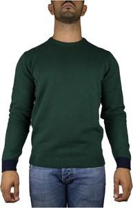 Sweter Sun68 w stylu casual z dżerseju