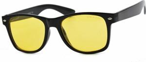 Stylion Polaryzacyjne okulary dla kierowców Nerdy do jazdy w nocy we mgle i deszczu Pol-W1