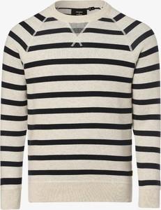 Sweter Superdry z okrągłym dekoltem w młodzieżowym stylu