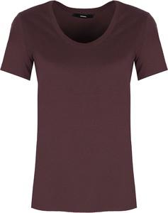 T-shirt ubierzsie.com z krótkim rękawem z okrągłym dekoltem