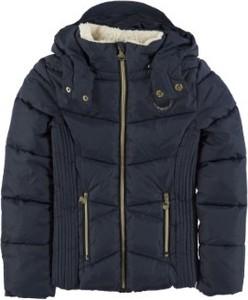 Granatowa kurtka dziecięca Tom Tailor dla dziewczynek