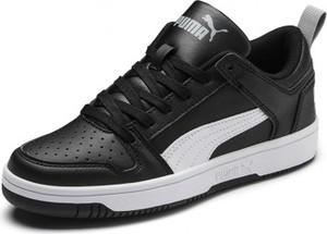 Buty Puma z płaską podeszwą sznurowane
