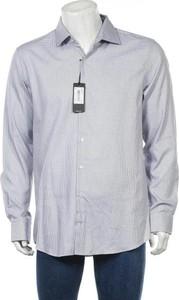 Koszula Strellson w stylu casual z długim rękawem z klasycznym kołnierzykiem