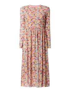 Sukienka Tom Tailor Denim z długim rękawem
