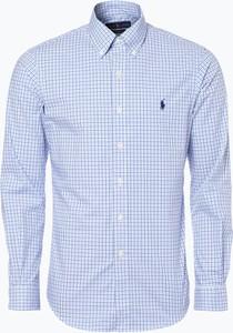 Błękitna koszula POLO RALPH LAUREN