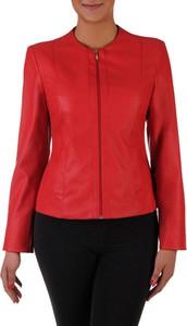 Czerwona kurtka POLSKA w stylu casual
