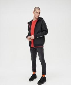 Czarna bluza Cropp