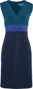 Sukienka bonprix bpc selection mini kopertowa z dekoltem w kształcie litery v