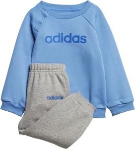 Dres dziecięcy Adidas Performance z dzianiny