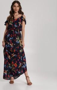 Sukienka Renee na ramiączkach w stylu boho