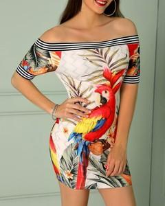 Sukienka Kendallme z krótkim rękawem mini