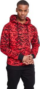 Czerwona bluza Urban Classics