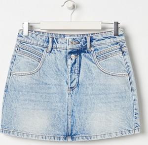 Spódnica Sinsay z jeansu mini