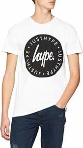 T-shirt Hype z krótkim rękawem w młodzieżowym stylu