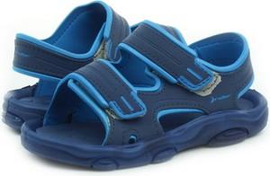 Niebieskie buty dziecięce letnie Rider