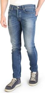 Jeansy Diesel w stylu casual z bawełny