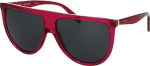 Różowe okulary damskie Céline