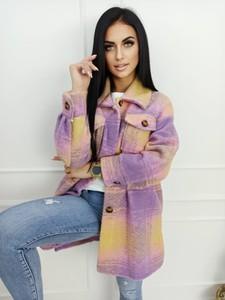 Płaszcz Versada w stylu casual