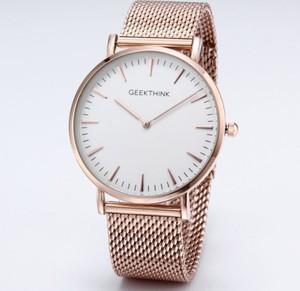 Wielokolorowy zegarek geneva