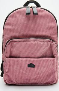 Różowy plecak Cropp