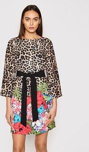 Sukienka Guess by Marciano z długim rękawem w stylu casual mini