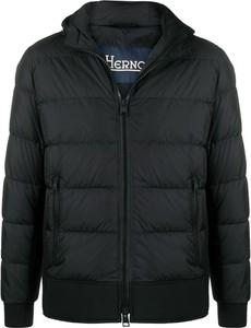 Czarna kurtka Herno krótka