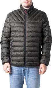 Czarna kurtka Napapijri w sportowym stylu krótka
