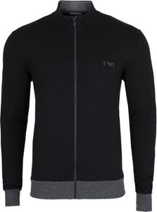 Bluza Emporio Armani z dresówki