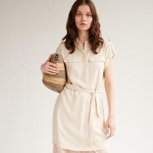 Sukienka Reserved w stylu casual z krótkim rękawem mini