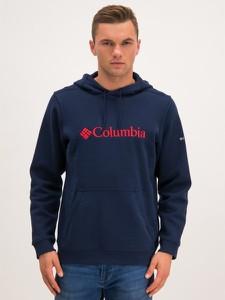 Granatowa bluza Columbia