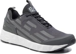 Czarne buty sportowe EA7 Emporio Armani
