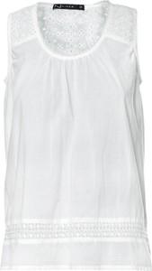 Bluzka Niren z bawełny bez rękawów