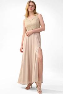 Różowa sukienka ORSAY
