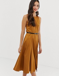 Sukienka Closet dopasowana bez rękawów