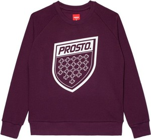 Różowa bluza Prosto.