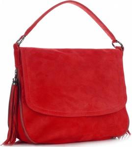 2c0cbfac33e56 Czerwone torebki VITTORIA GOTTI, kolekcja wiosna 2019