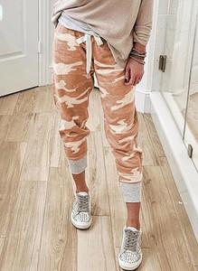 Spodnie Sandbella z dresówki